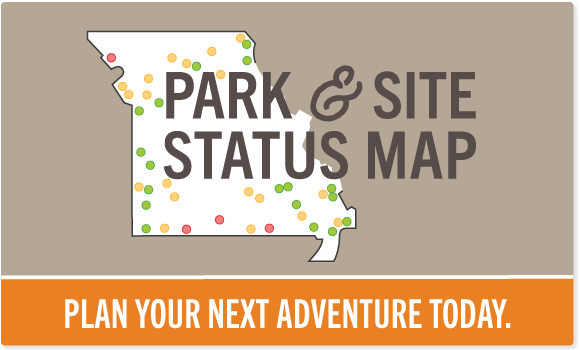 Park and Site Status Map